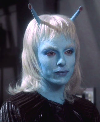 Andorian-žena: Star Trek Enterprise